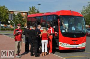 Bus-Ferrari